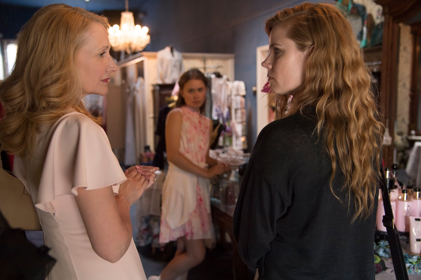 Camille, Adora y Amma en 'Sharp Objects'