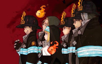 Enen no Shouboutai (Fire Force) Batch Subtitle Indonesia