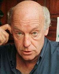 Rostro de Eduardo Galeano