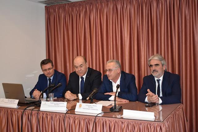 Το πρώτο Παράρτημα του Ελληνο-Ιταλικού Επιμελητηρίου Θεσσαλονίκης, ιδρύθηκε στην Θεσπρωτία (+ΒΙΝΤΕΟ)