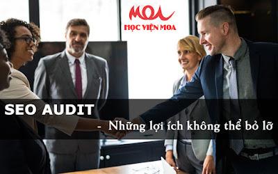 Những lợi ích mà dịch vụ SEO Audit mang lại