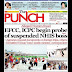 NAIJA NEWSPAPERS: TODAY'S THE PUNCH NEWSPAPER HEADLINES [27 DECEMBER, 2017].