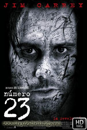 Numero 23: La Revelacion [1080p] [Latino-Ingles] [MEGA]