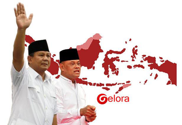 Ini Celah Kelemahan jika Prabowo-Gatot Berpasangan