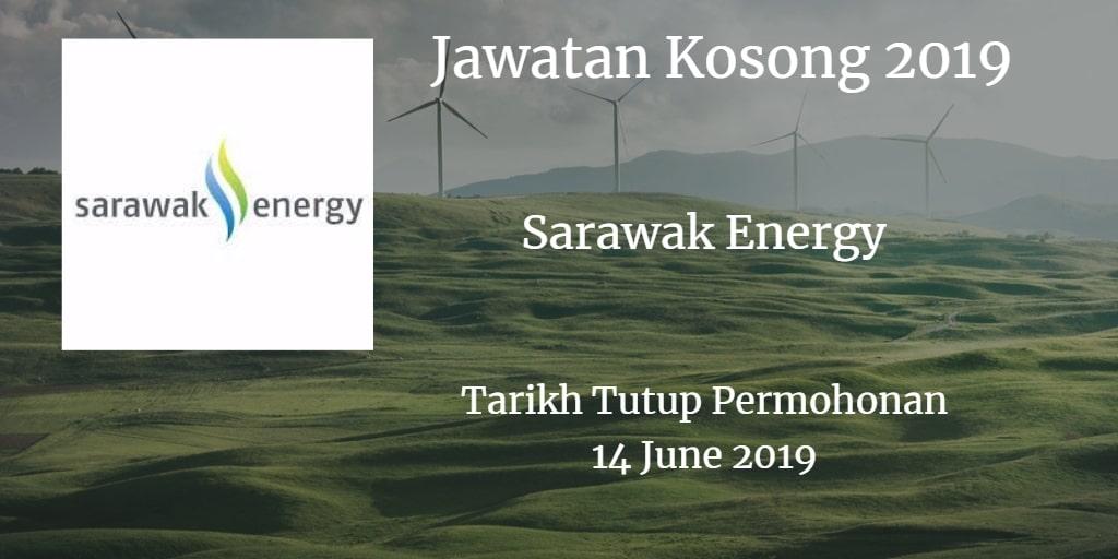 Jawatan Kosong Sarawak Energy 14 June 2019