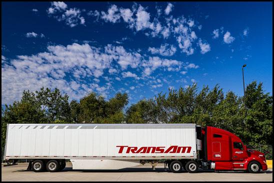TransAm Trucking Kenworth T680
