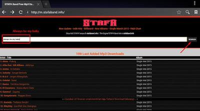 Tempat download lagu terpopuler