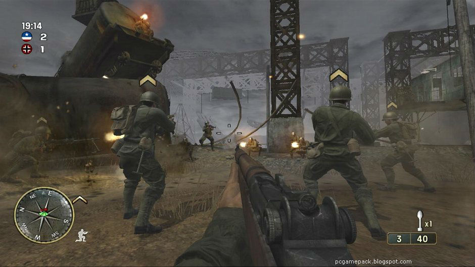 Call of duty 1 pc game full version free download.