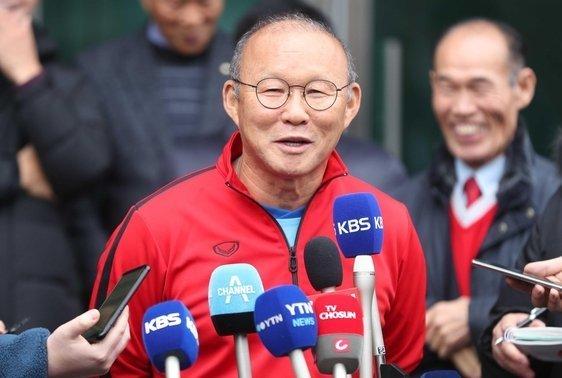 HLV Park Hang Seo với giấc mơ Olympic 2