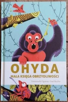 Ohyda- niezwykła książka o obrzydliwościach