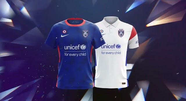 Johor Darul Takzim JDT 2021 Nike Kits