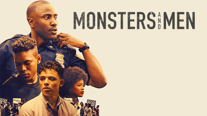 Monsters and Men (2018) BRRip 720p Latino-Ingles