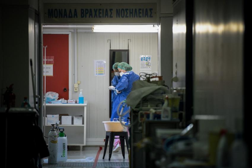 Νοσοκομείο Αλεξανδρούπολης: Καταγγελίες για διακοπές στην παροχή οξυγόνου