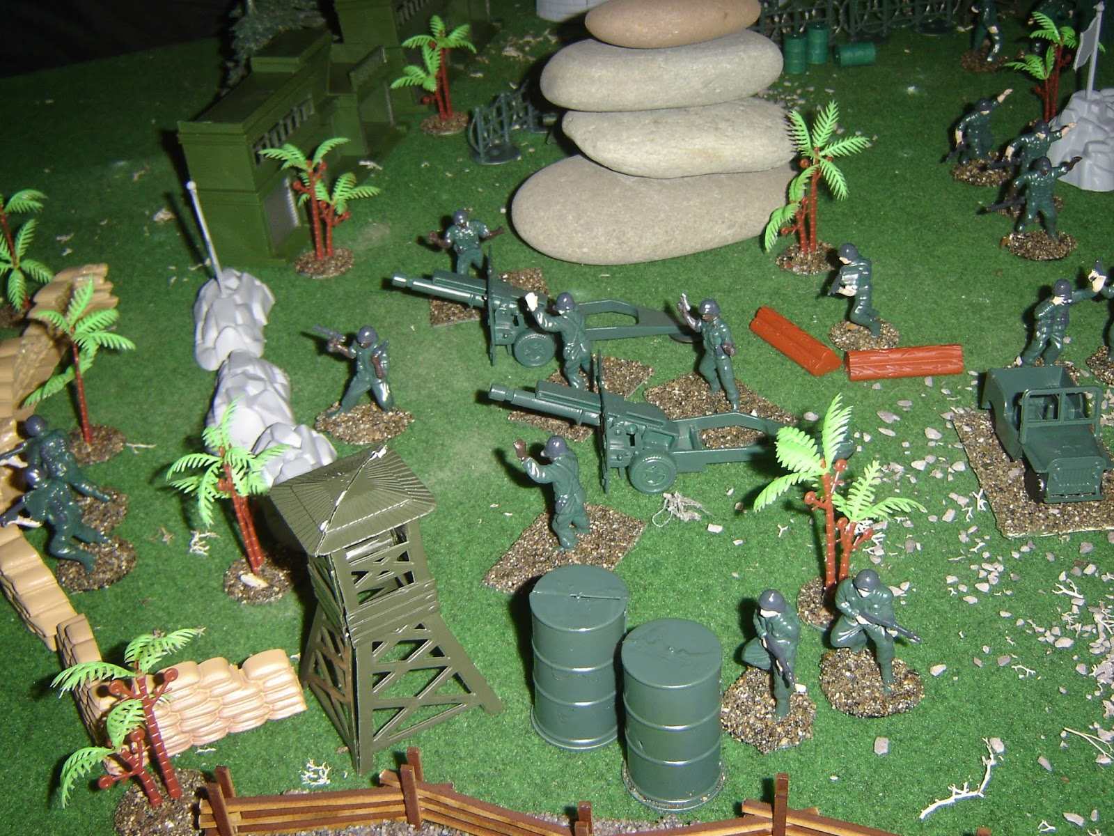 The Game Cupboard Plastic Army Men The Game