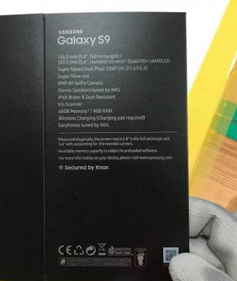 غالاكسي S9