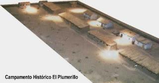 UBICACIÓN DEL CAMPAMENTO EL PLUMERILLO