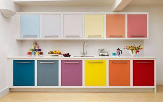 Elegir color de cocina