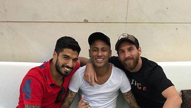 Barcelona Mencoba Move On dari Neymar