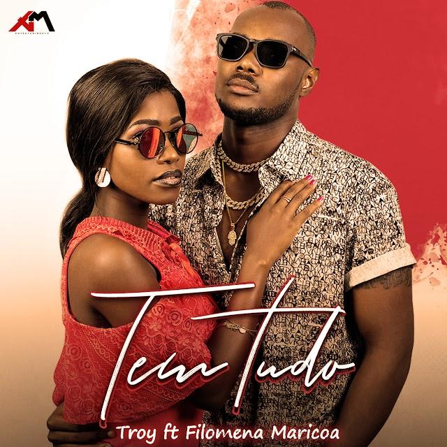Troy Feat. Filomena Maricoa - Tem Tudo (Prod. AldoMuziq)