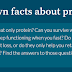 5 fatos pouco conhecidos sobre proteína