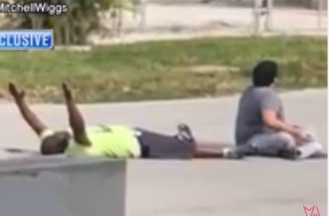 Policia-disparo-paramedico-negro-Florida
