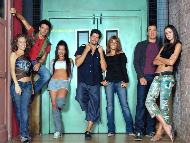serie - serie adolescents - serie annees 2000