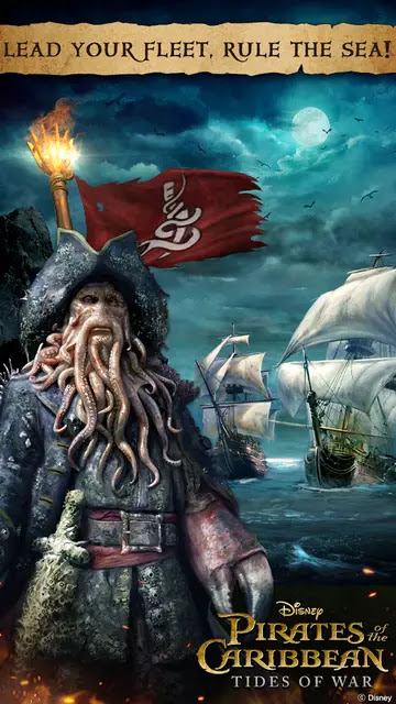Pirates of the Caribbean: ToW Full Apk