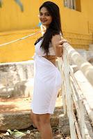 Neha Deshpande New Hot Back Showing Stills