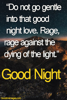 good night images with quotes free download