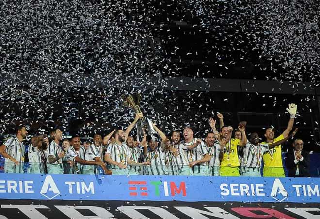 Serie A hạ màn: Juventus vô địch lạ đời, Ronaldo và cựu sao MU lập kỳ tích