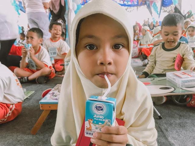 Susu rendah gula untuk anak, susu penuh nutrisi anak, susu nutrisi anak, susu rendah gula