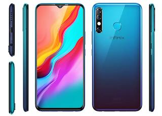 مواصفات و مميزات هاتف انفنكس Infinix Hot 8  انفنيكس هوت Infinix Hot 8  الإصدار  X650C عــــالم الهــواتف الذكيـــة