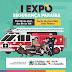 Participando da  I Expo Segurança Paraíba João anuncia novos investimentos na área