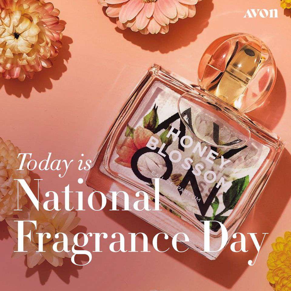National Fragrance Day Wishes Beautiful Image