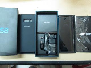 Samsung Galaxy S8 Seken Mulus Kayak Baru Garansi Resmi Indonesia