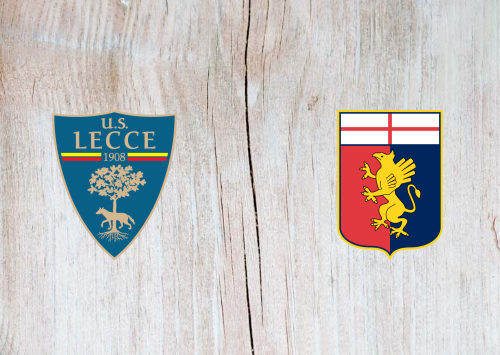 Lecce vs Genoa -Highlights 8 December 2019