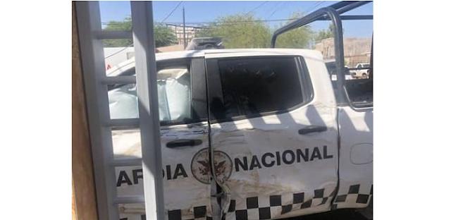 Los Caborca siguen peleando la plaza se enfrentan a Guardia Nacional y varias corporaciones tras toparse en las calles