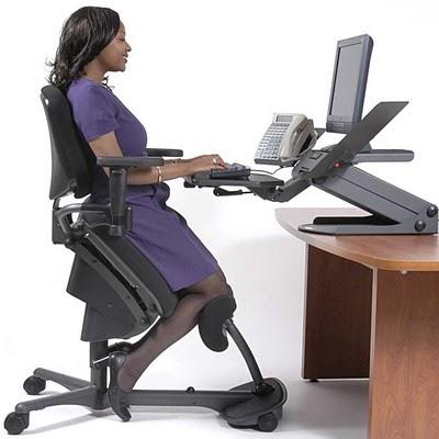 Kneeling Computer Chair: Kneeling Aspect Armchair - Read ...