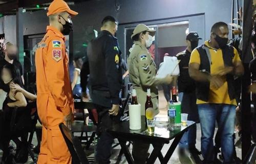 """""""Operação Prevenção"""", cumprimento de medidas de enfrentamento à pandemia é reforçado"""