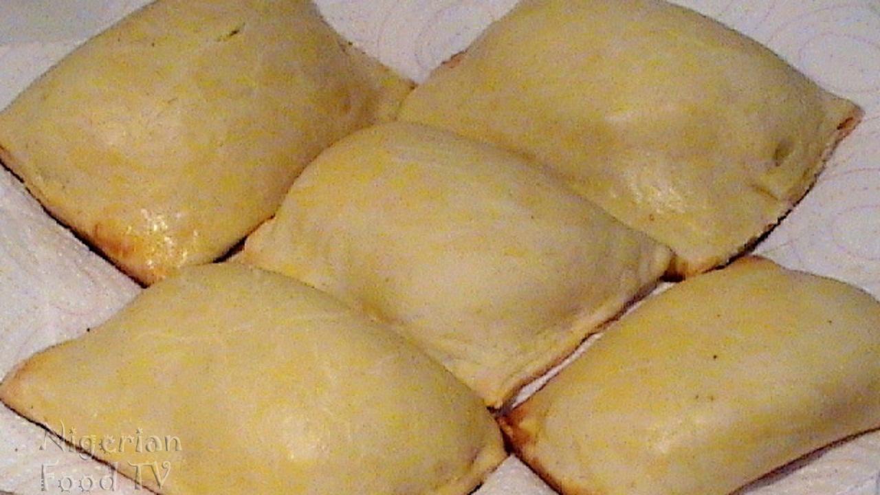 Nigerian Snacks , Nigerian Snacks Recipe, How to Make Nigerian Chicken Pie, Nigerian Chicken Pie