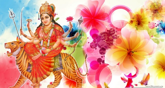 Durga Maa 4K HD Widescreen Wallpapers & Devi Background Images