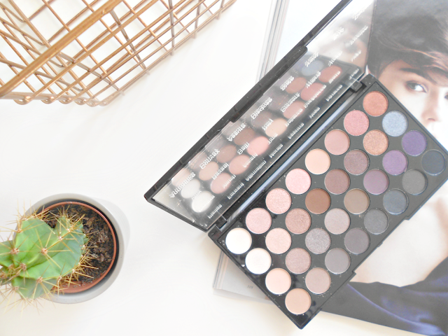 The Perfect Holiday Eyeshadow Palette