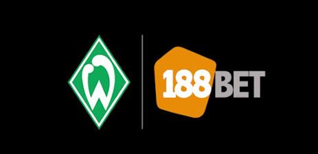 188BET Jadi Sponsor Resmi Wender Bremen Tahun 2021