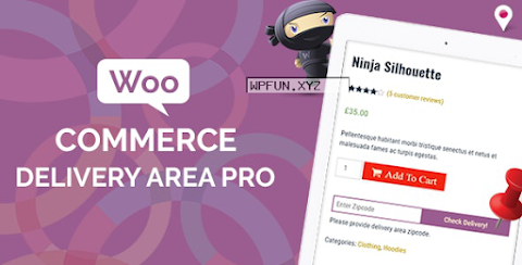 WooCommerce Delivery Area Pro v2.1.2