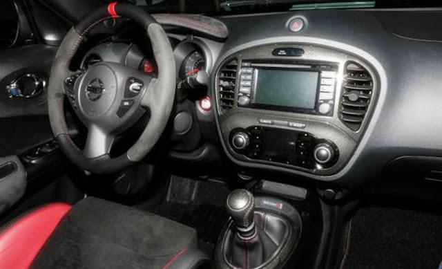 2018 Nissan Juke Nismo RS Specs