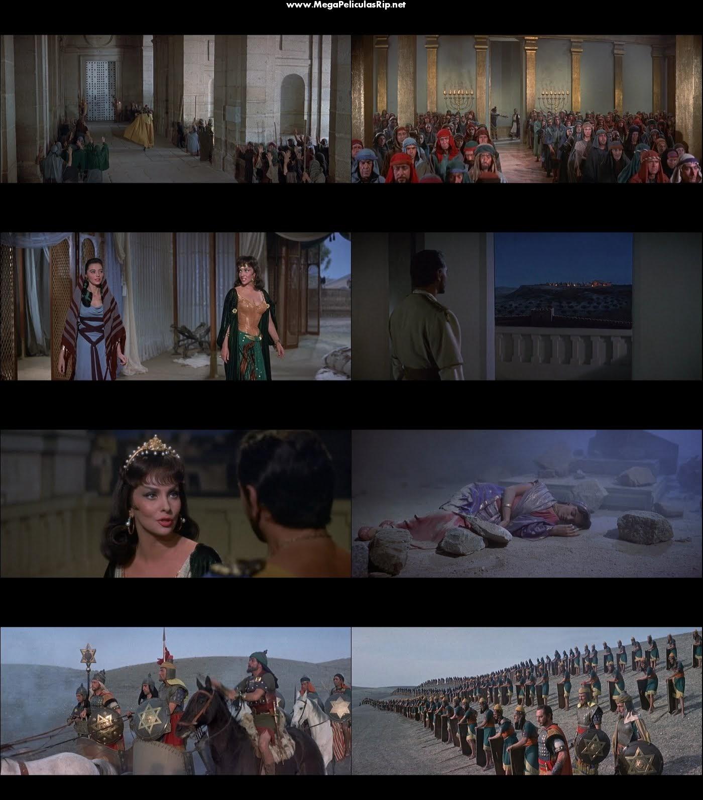Salomon Y La Reina De Saba 1080p