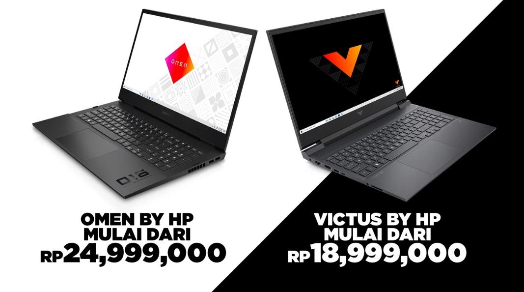 Harga Laptop Victus by HP 16