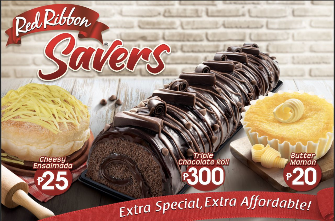 Ribbon Red Cakes List Price