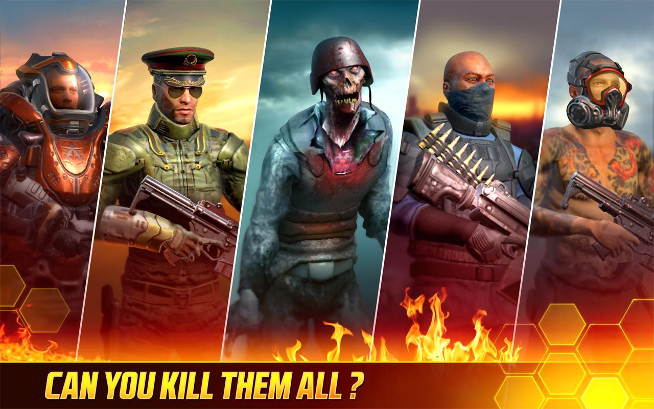 Kill Shot Bravo MOD APK