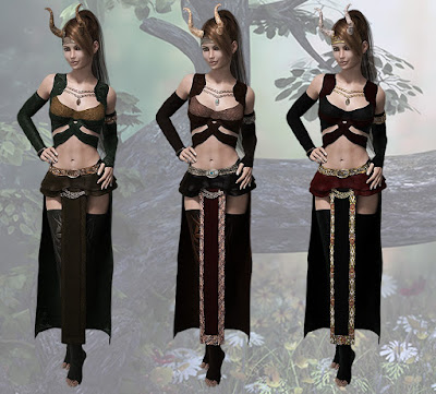 Necromancer for Genesis 3 Female(s)
